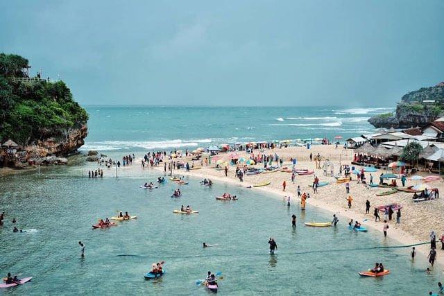 Tips Berwisata Ke Pantai Kadilangu